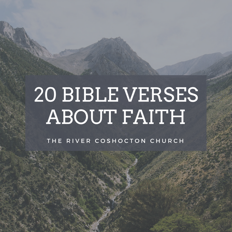 BIBLE VERSES ABOUT FAITH Faith Bible verses in the King James Version KJV about Faith