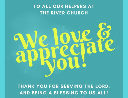 Helps Ministry Appreciation Day
