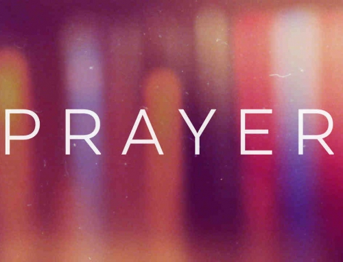 Praying in the New Year – All Night Prayer!
