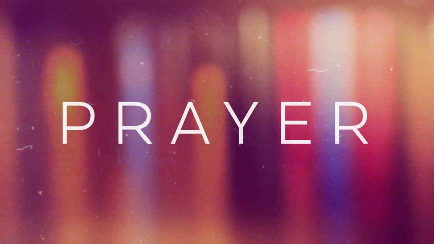 Praying in the New Year – All Night Prayer! | The River Church