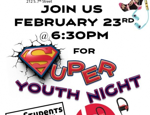 Super Youth Night!
