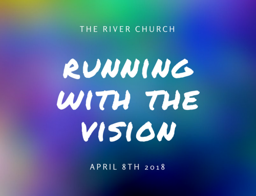 Running with the Vision