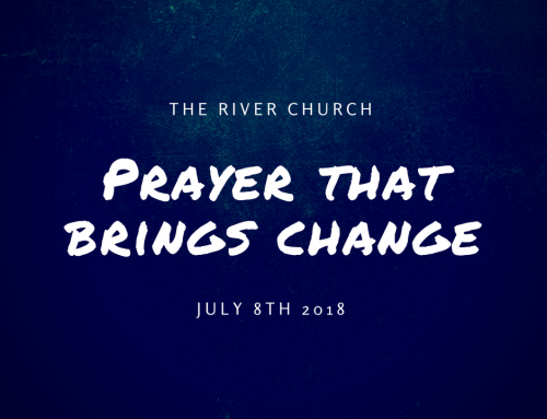 Prayer that brings change